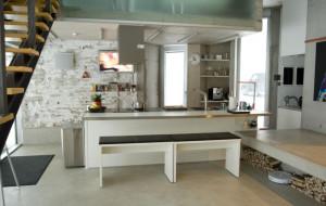 Avara ruumi köögimööbel