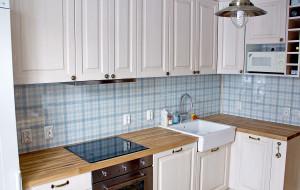 Looduslikest materjalidest köögimööbel